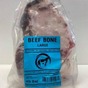 Beef Bone - Large - 6x4# Bag