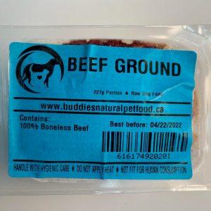 Beef Ground - 10# Box