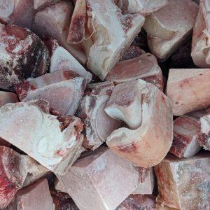 Bison Bone - Small - 6x4# Bag