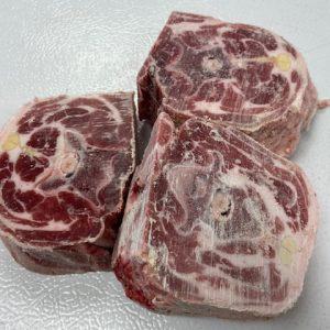 Lamb Neck - Sliced - 6x4# Bag