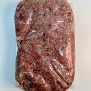 Turkey Butcher Block - 40# Case - 454g Portion