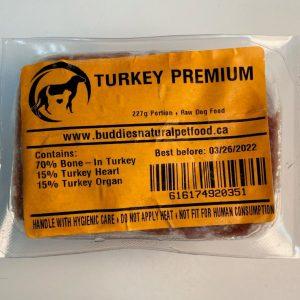 Turkey Premium - 10# Box