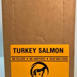 Turkey Salmon - 10# Box