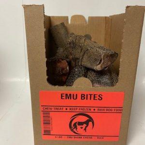 Emu Bites - 6# Box