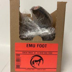 Emu Feet - 5/Box